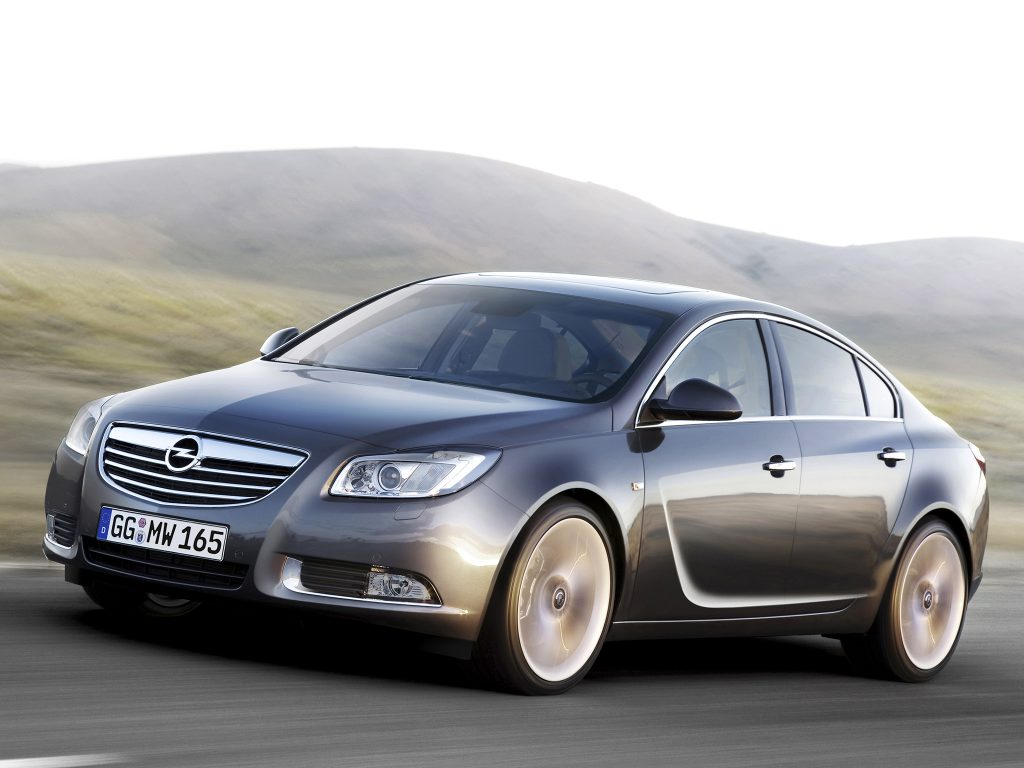Opel Insignia 2008 года
