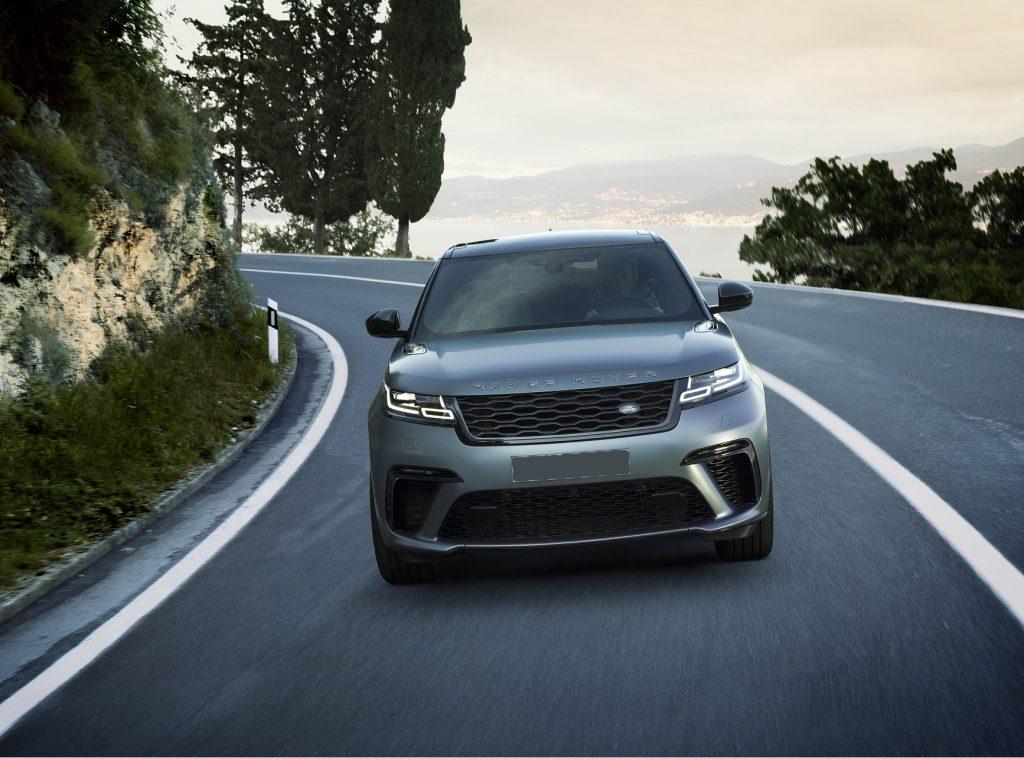 Range Rover Velar SVAutobiography Dynamic, вид спереди