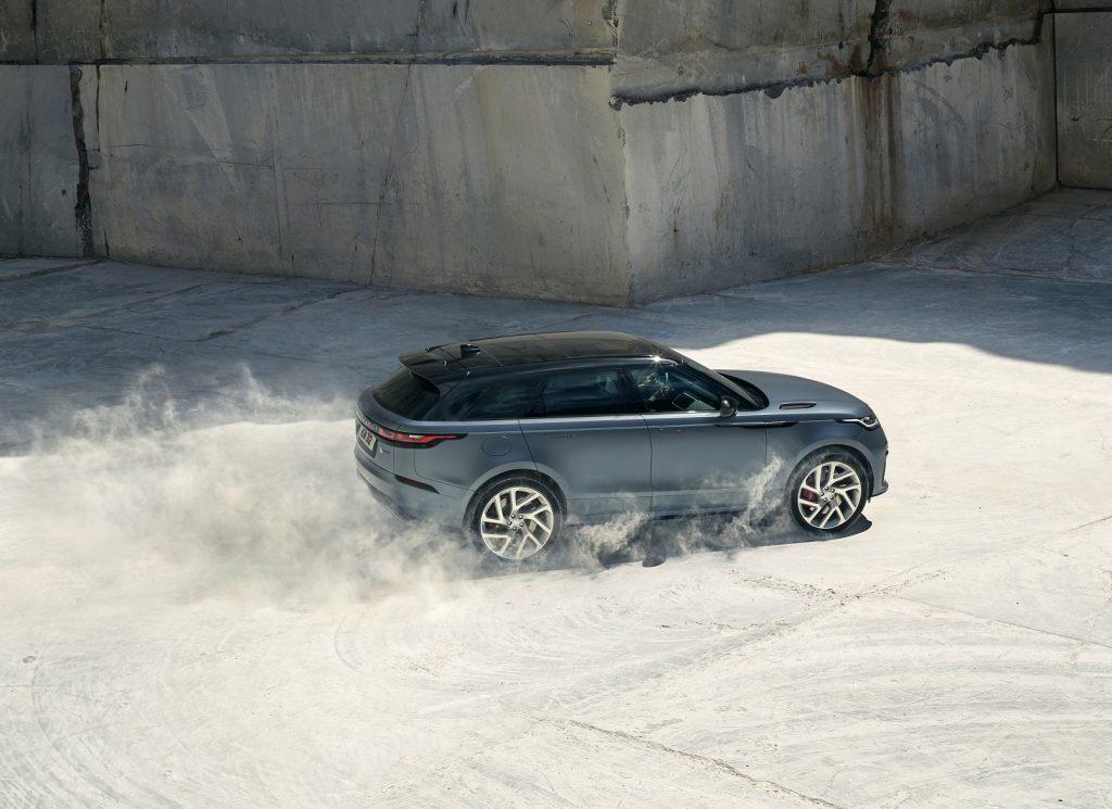 Range Rover Velar SVAutobiography Dynamic, вид сбоку