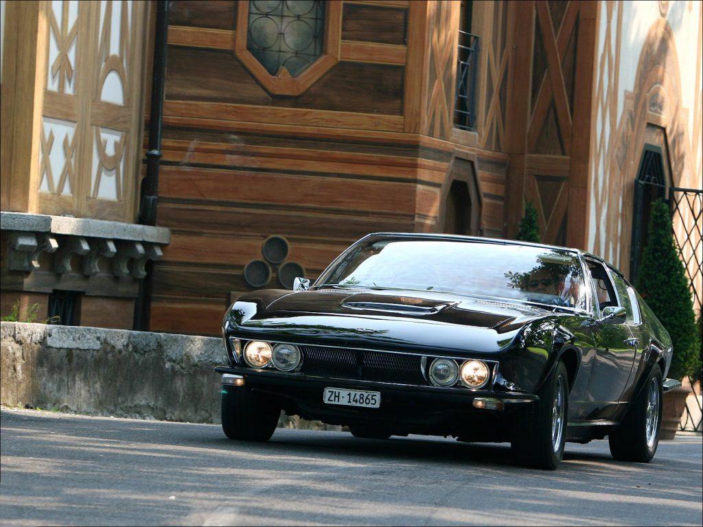 Dodge Challenger с кузовом от Frua