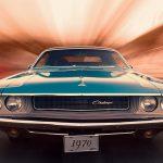 Dodge Challenger 1970 года