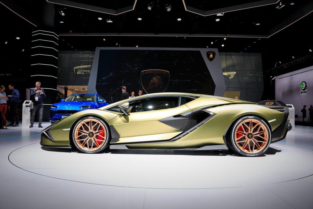 Lamborghini FKP37 Sian