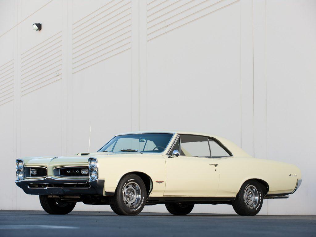 Pontiac GTO 1967 года