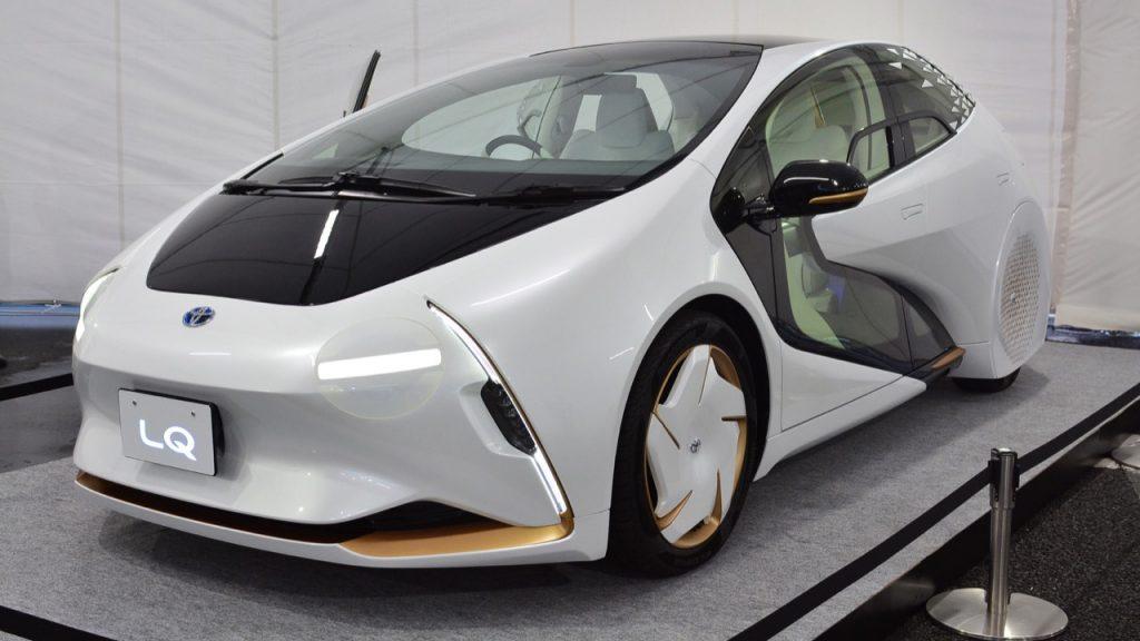 Toyota LQ