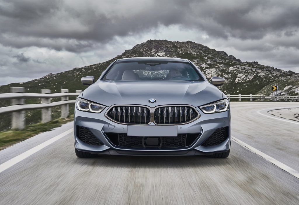 BMW 8 Series Gran Coupe 2019, вид спереди