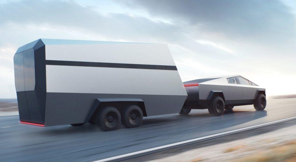 Премьера Tesla Cybertruck: пикап из будущего