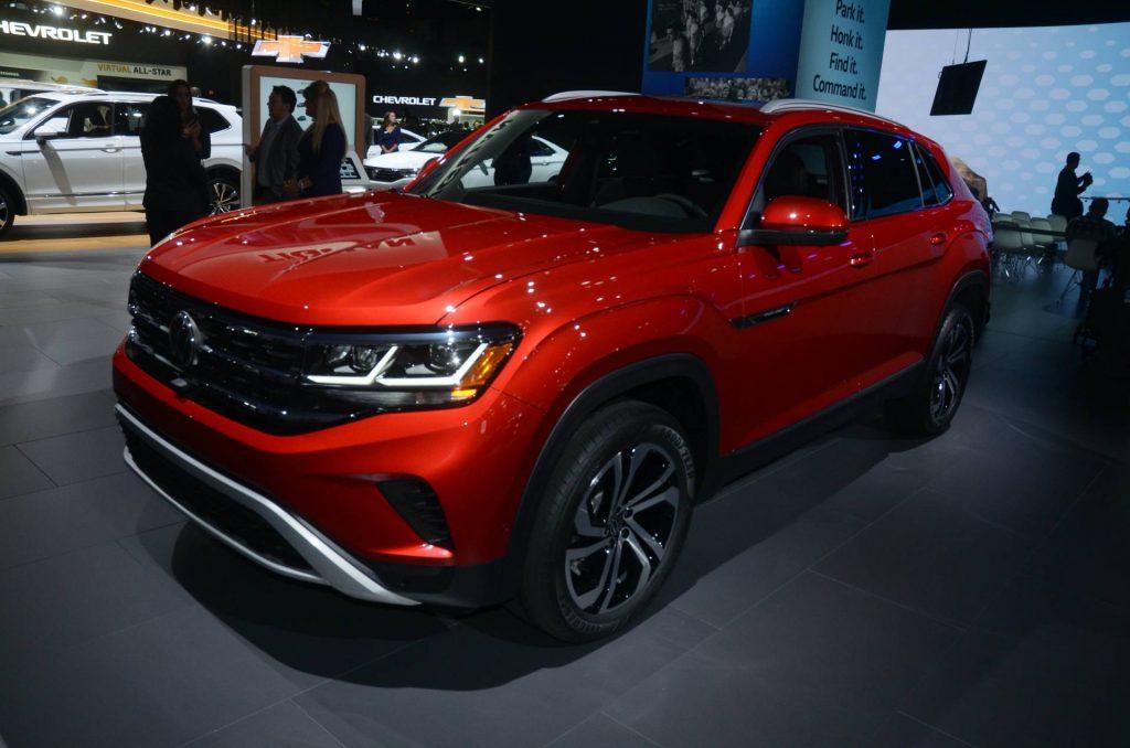 Volkswagen Atlas CrossSport