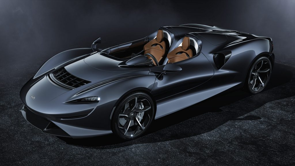 McLaren Elva 2020, вид спереди