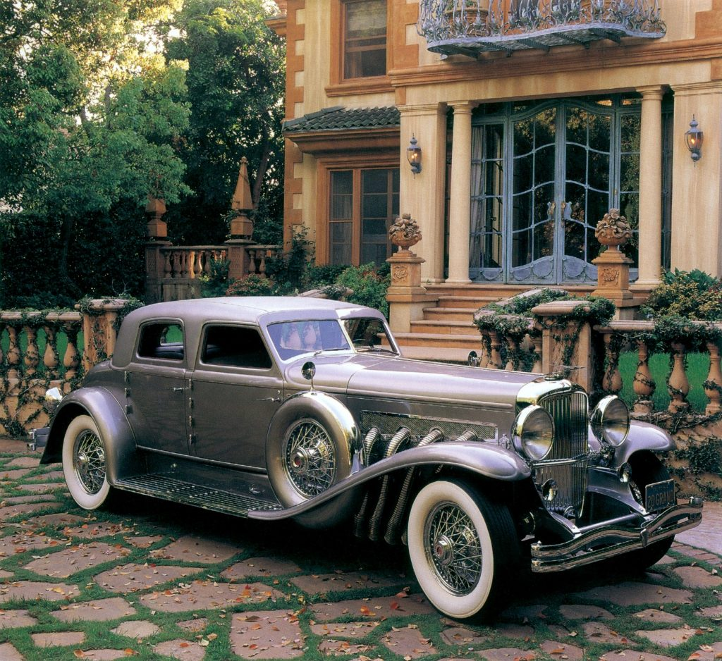 Компрессорный Duesenberg SJ Rollston был самым дорогим в мире – 20 000 долларов