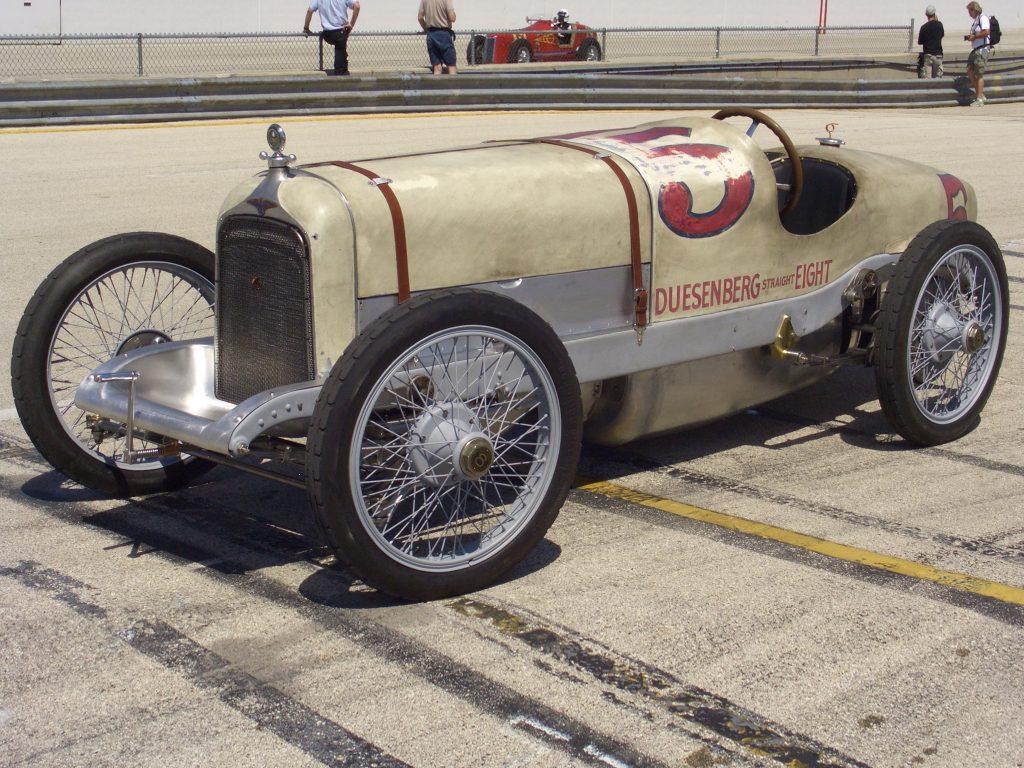 Модель 1921 года выиграла Гран-при Франции в Ле-Мане