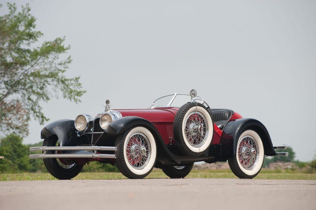 Duesenberg A Speedster 1924 года