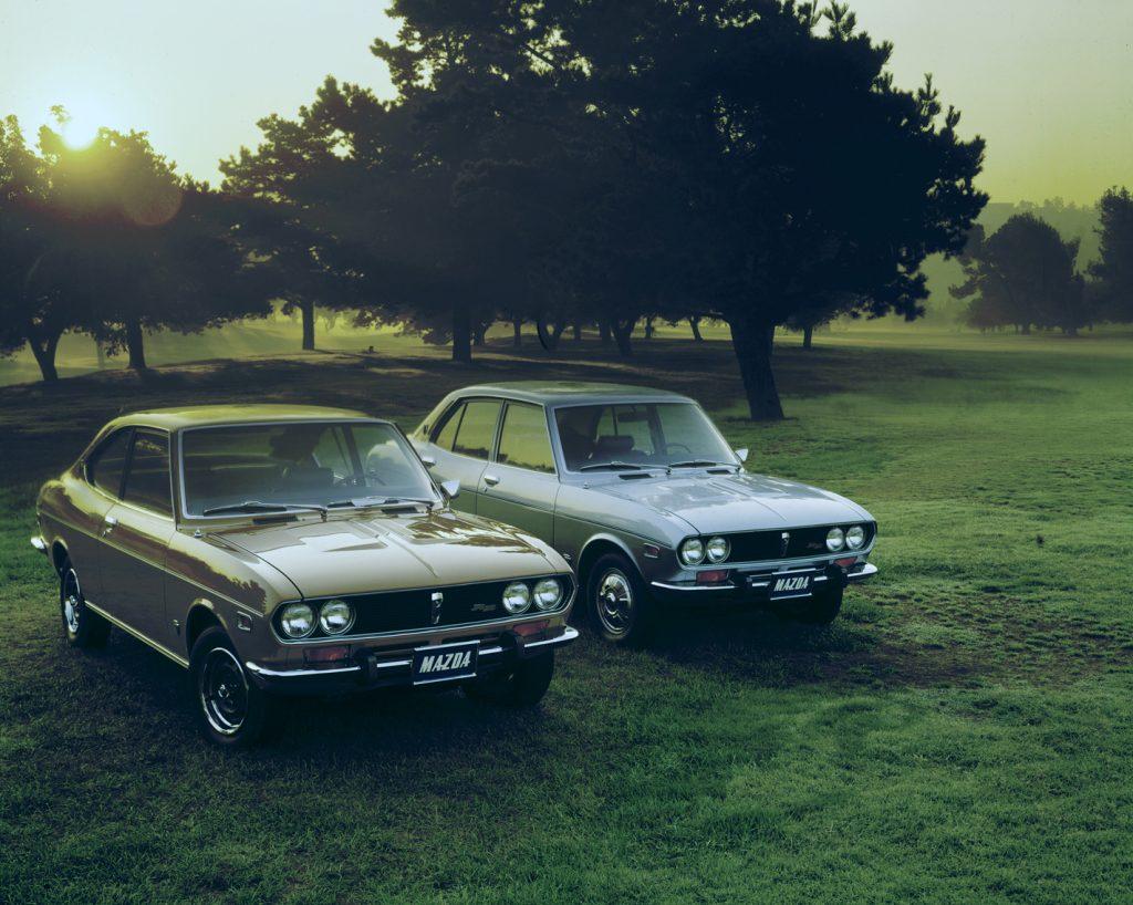 Mazda RX-2, 1971 год