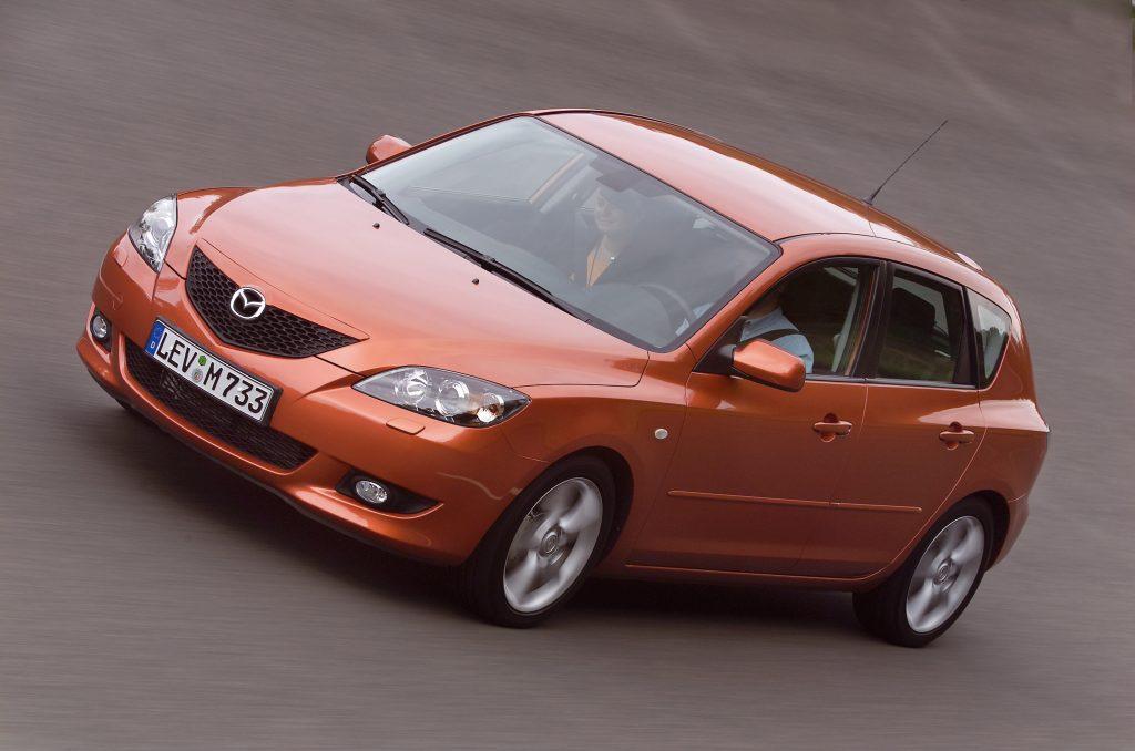 Mazda 3 2003 года