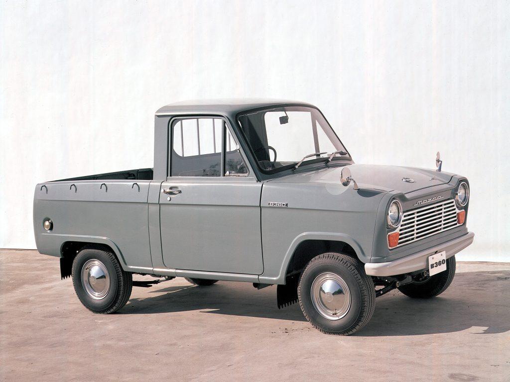 Mazda B360 1961 года