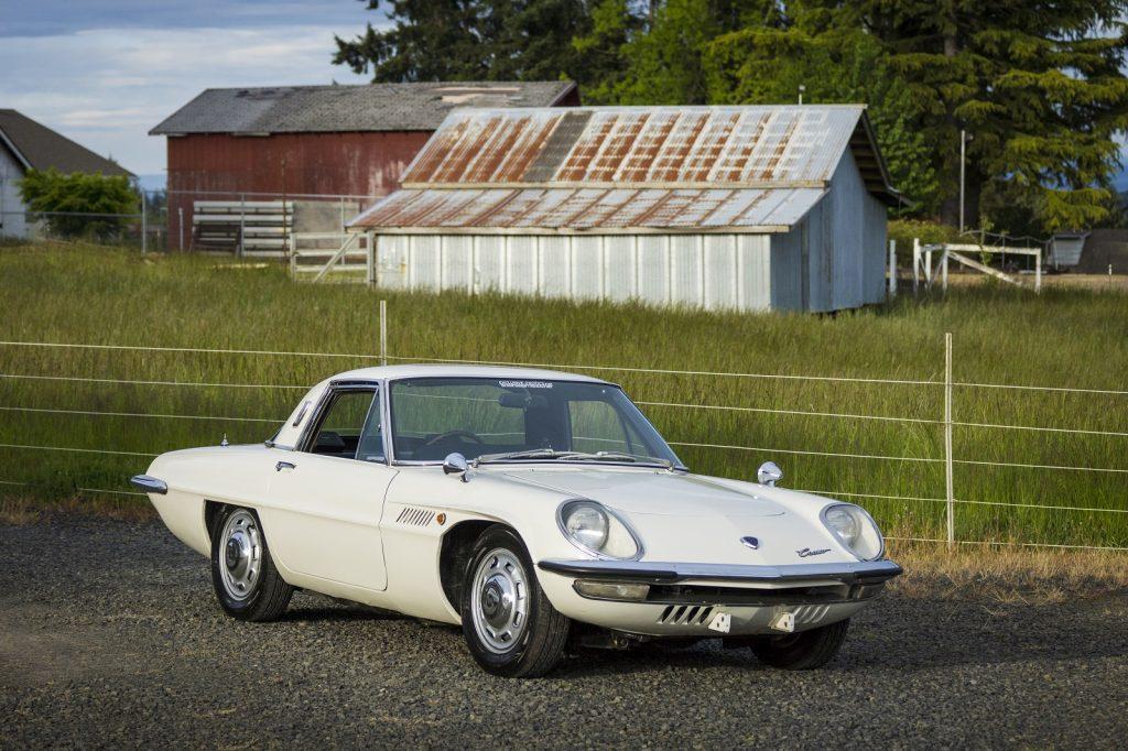 Mazda Cosmo Sport 1967 года