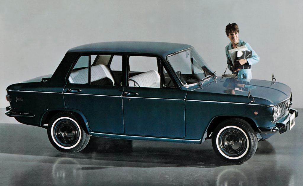 Mazda Familia 1964 года