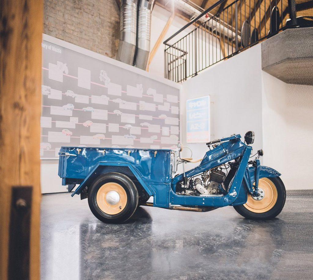 Mazda-Go 1931 года