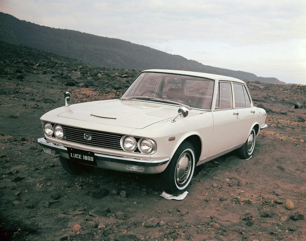 Mazda Luce 1966 года
