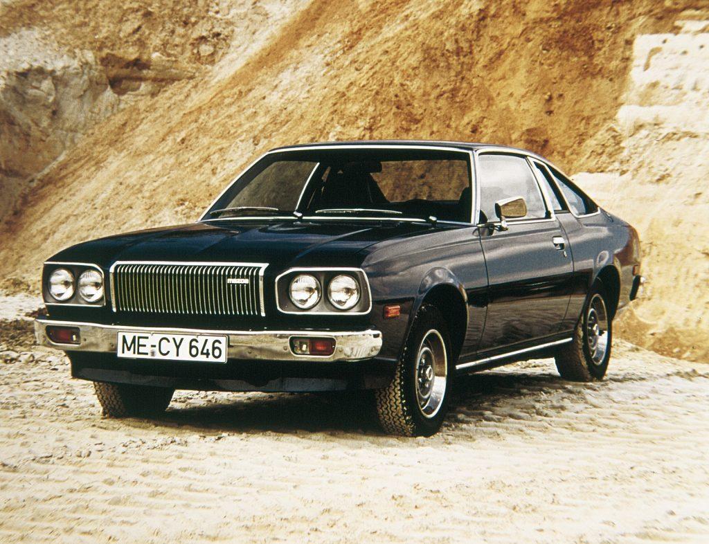Mazda RX-5 1976 года