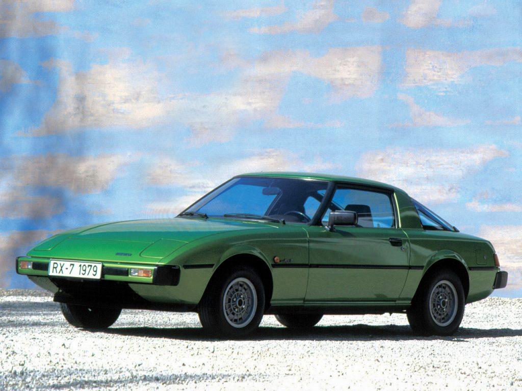 Mazda RX-7 1979 года