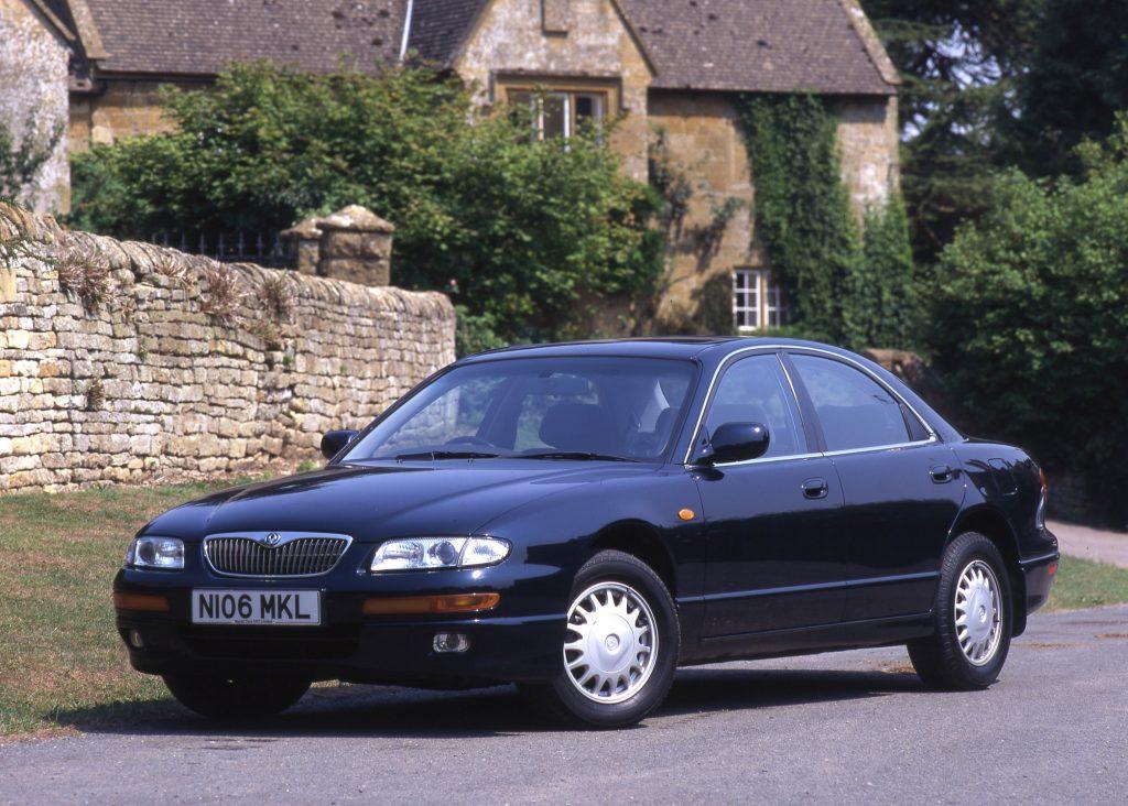 Mazda Xedos 9 1993 года