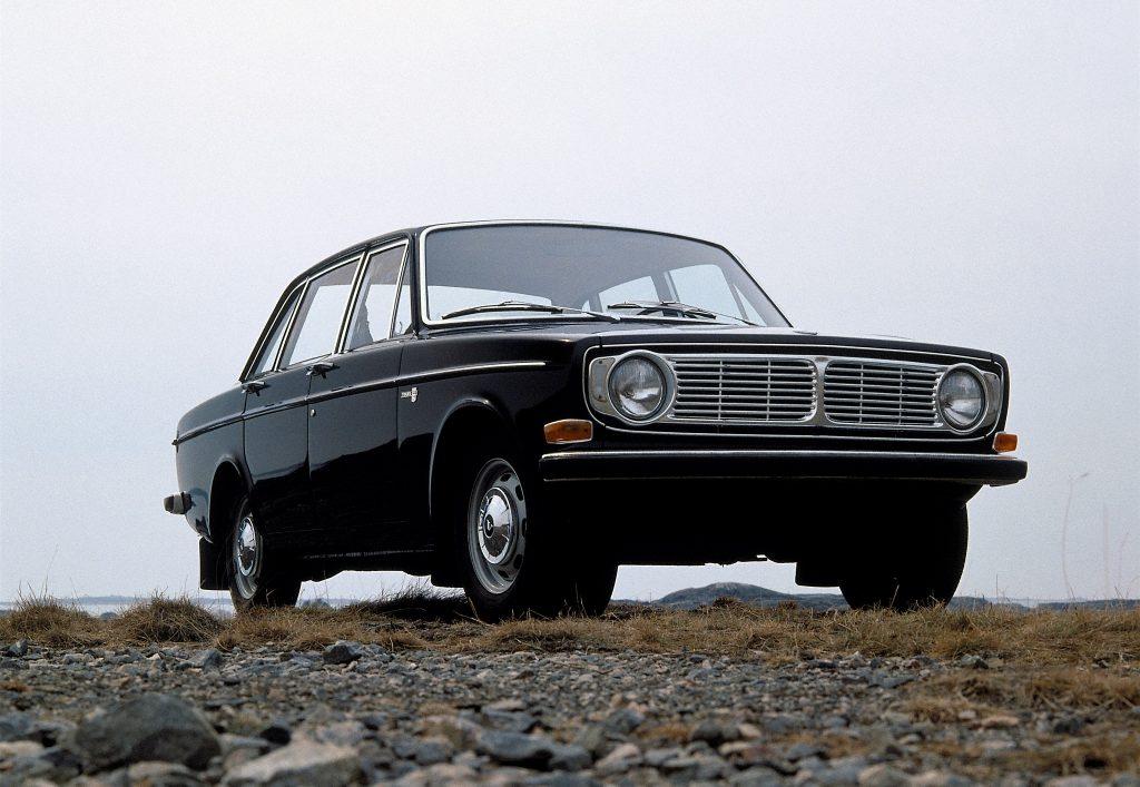 Volvo 140 1966 года
