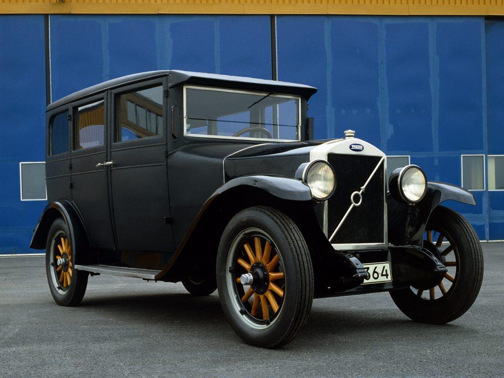 Volvo PV4 1927 года