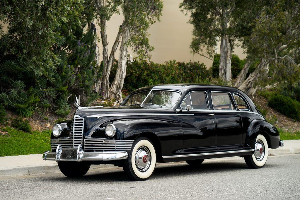 Лимузин Packard Clipper 1946 года