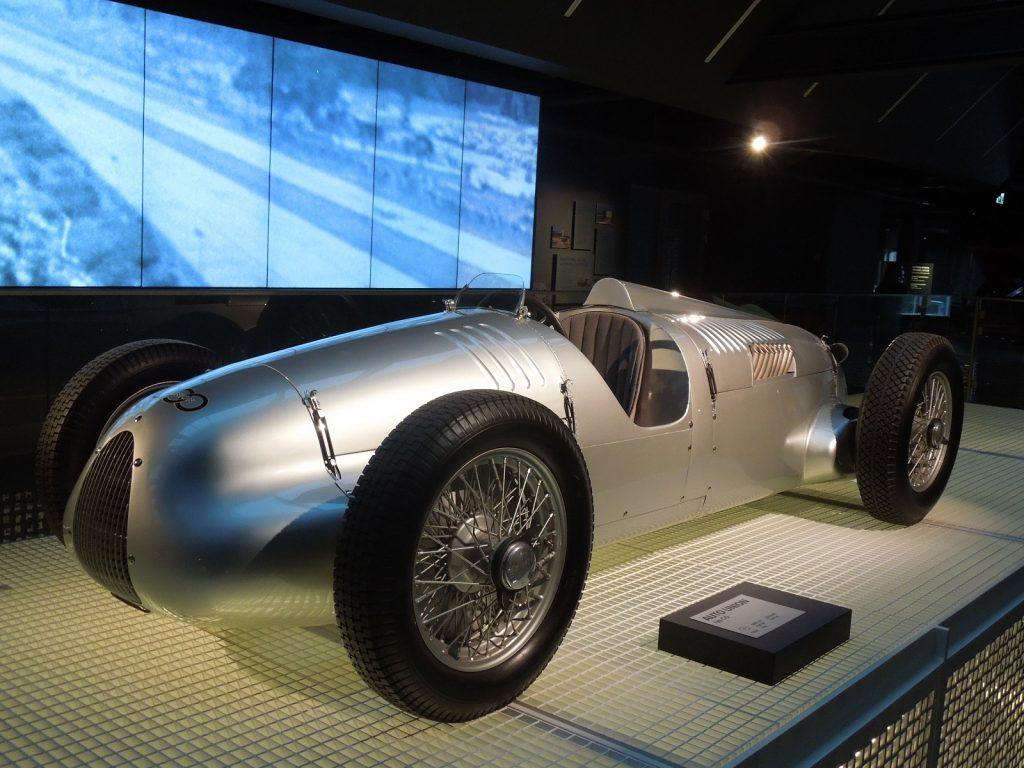 Auto Union Type C/D 1938 года
