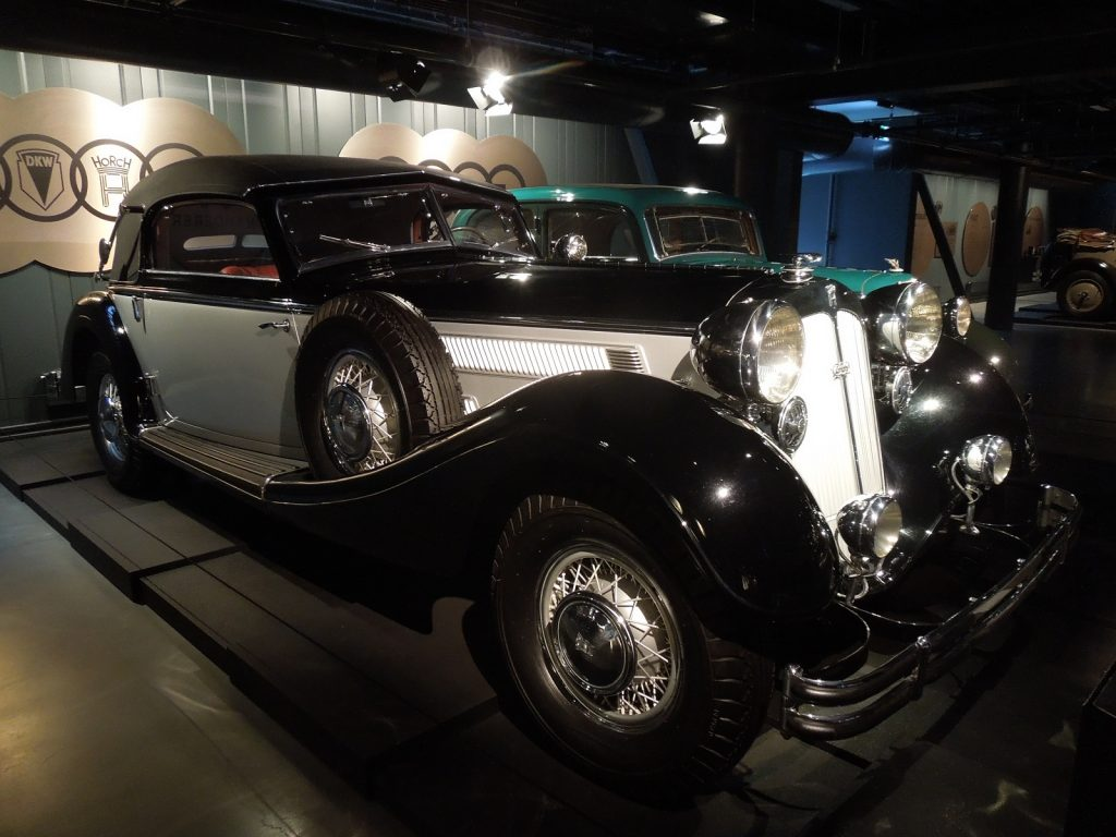Horch 853 1936 года