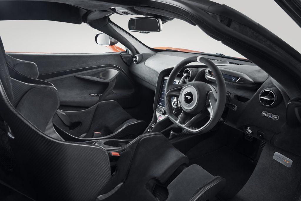 Премьера McLaren 765 LT: легкий и быстрый