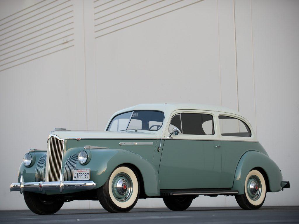 Packard 110 1941 года