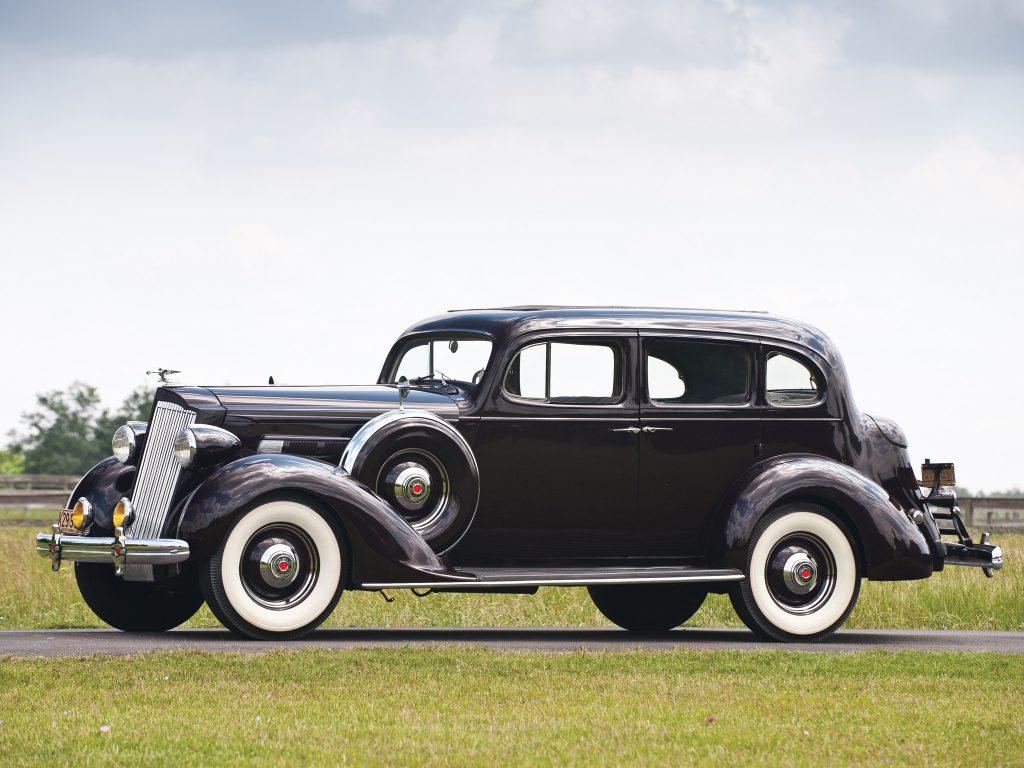 Packard 120 1935 года