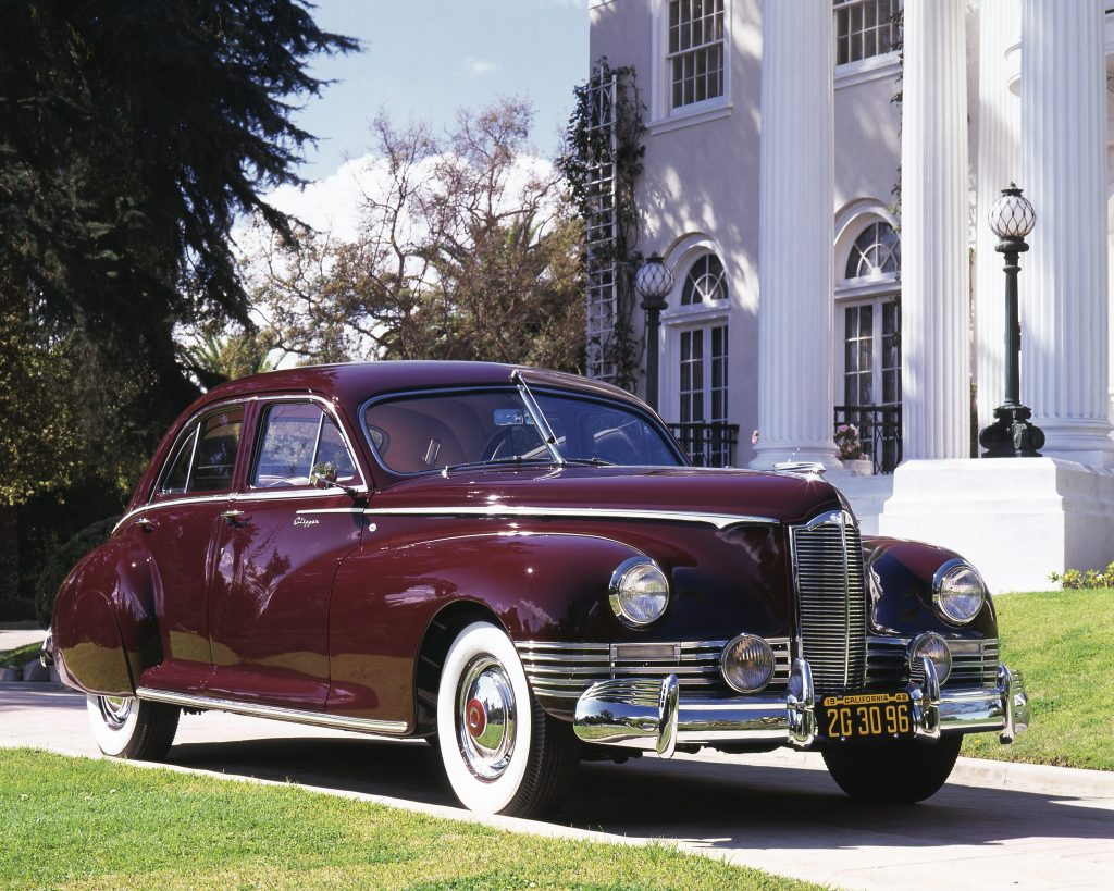 Packard Clipper 1941 года