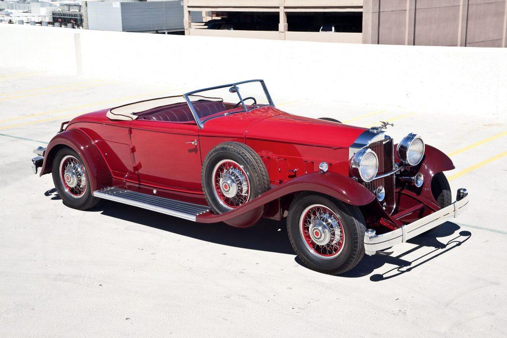 Packard Custom Eight 1932 года