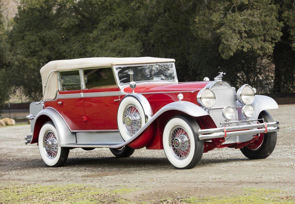 Packard Deluxe Eight с кузовом от Dietrich, 1930 год