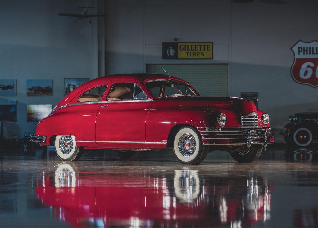 Packard Eight 1948 года