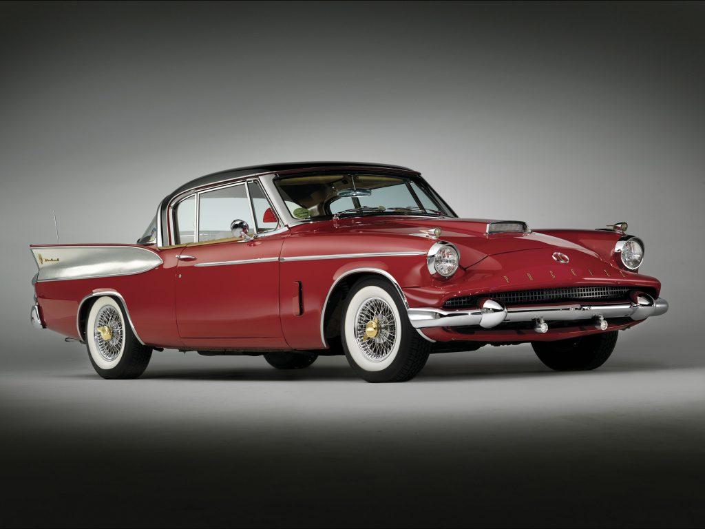 Packard Hawk 1958 года