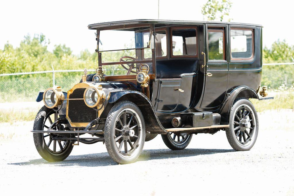 Packard Model 30 1911 года
