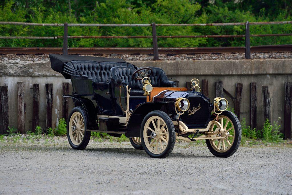 Packard Model S 1906 года