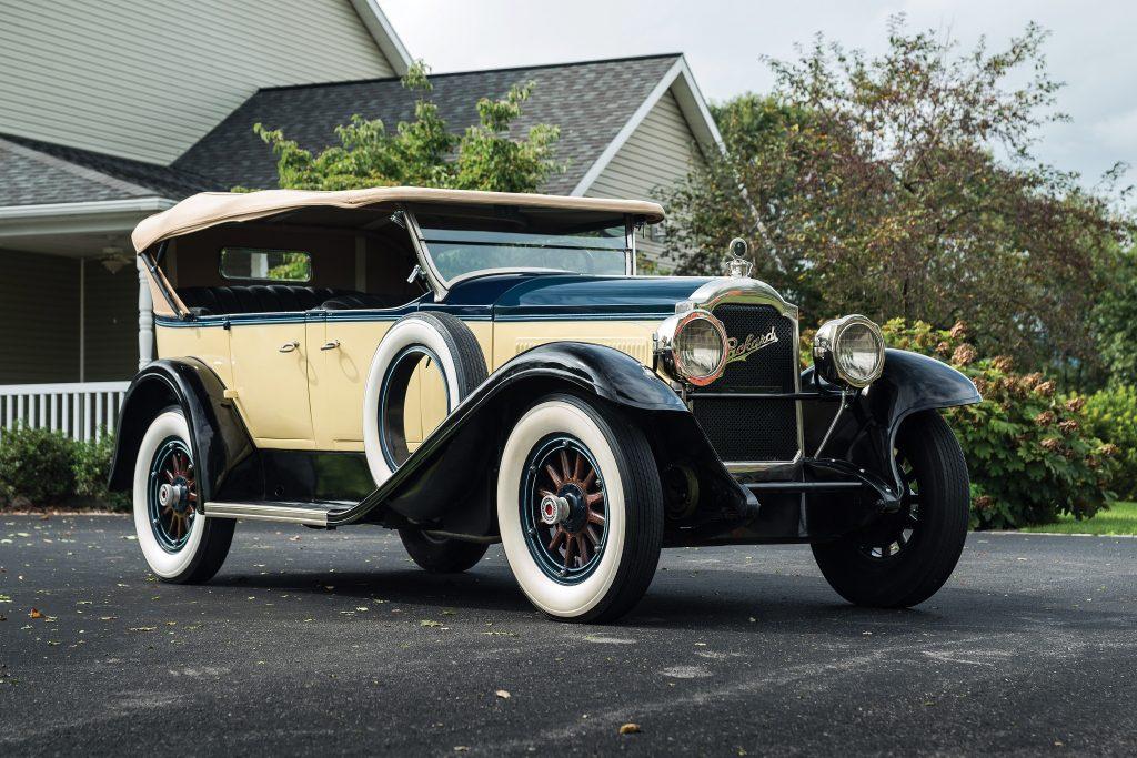 Packard Single Six 1924 года