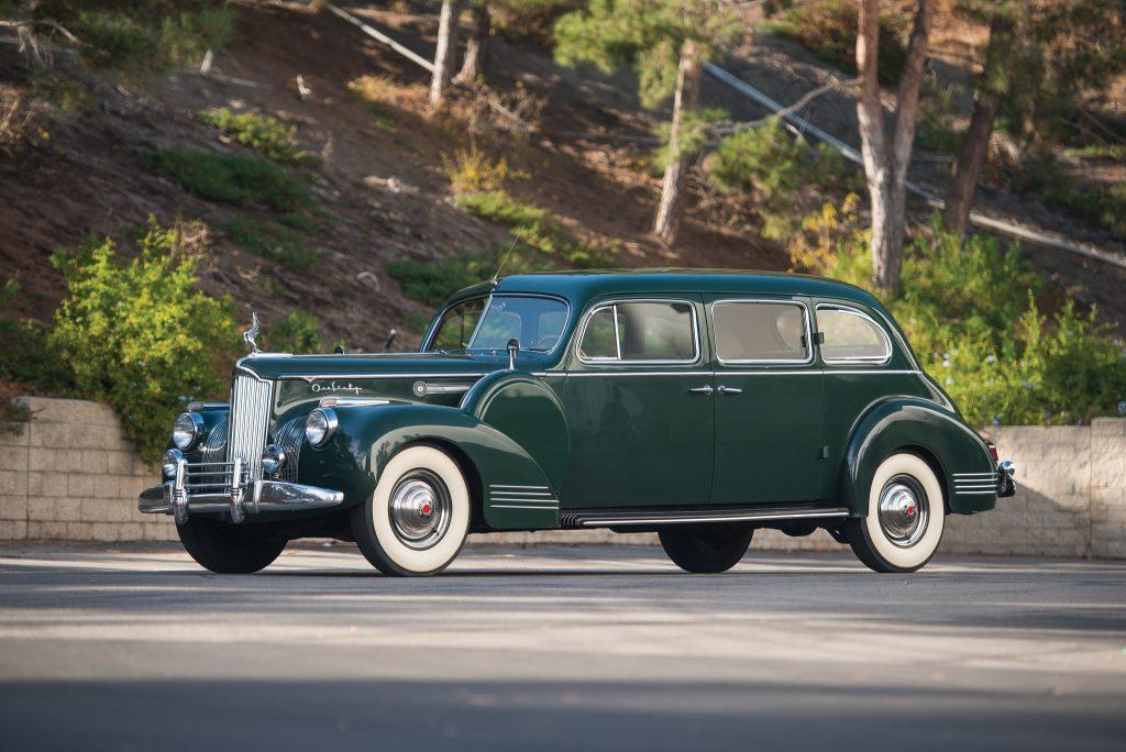 Packard Super Eight 180 1941 года