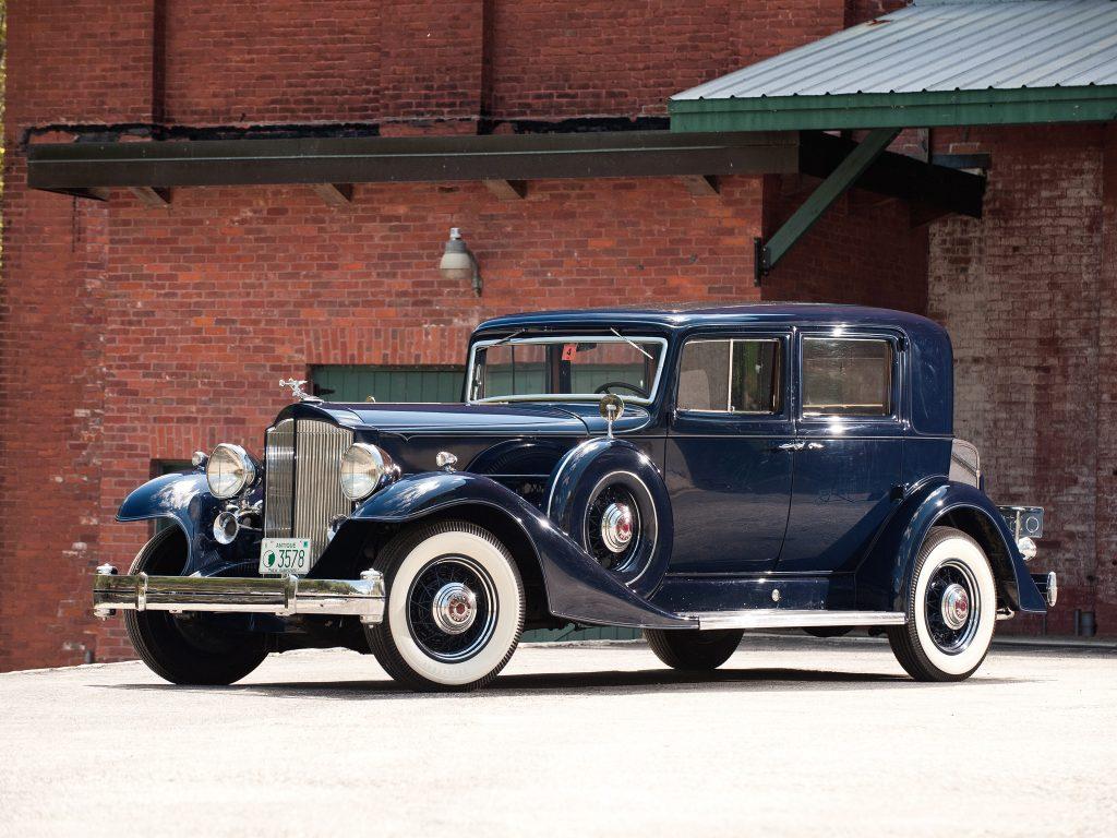 Packard Twevle 1933 года