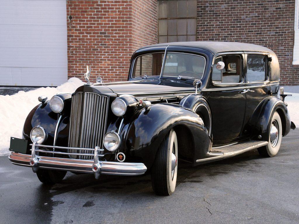 Packard Twevle 1939 года