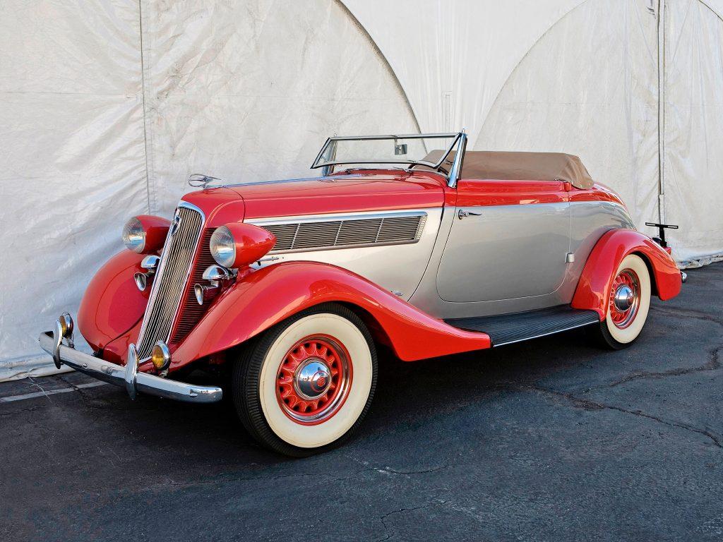 Studebaker Dictator Roadster 1935 года