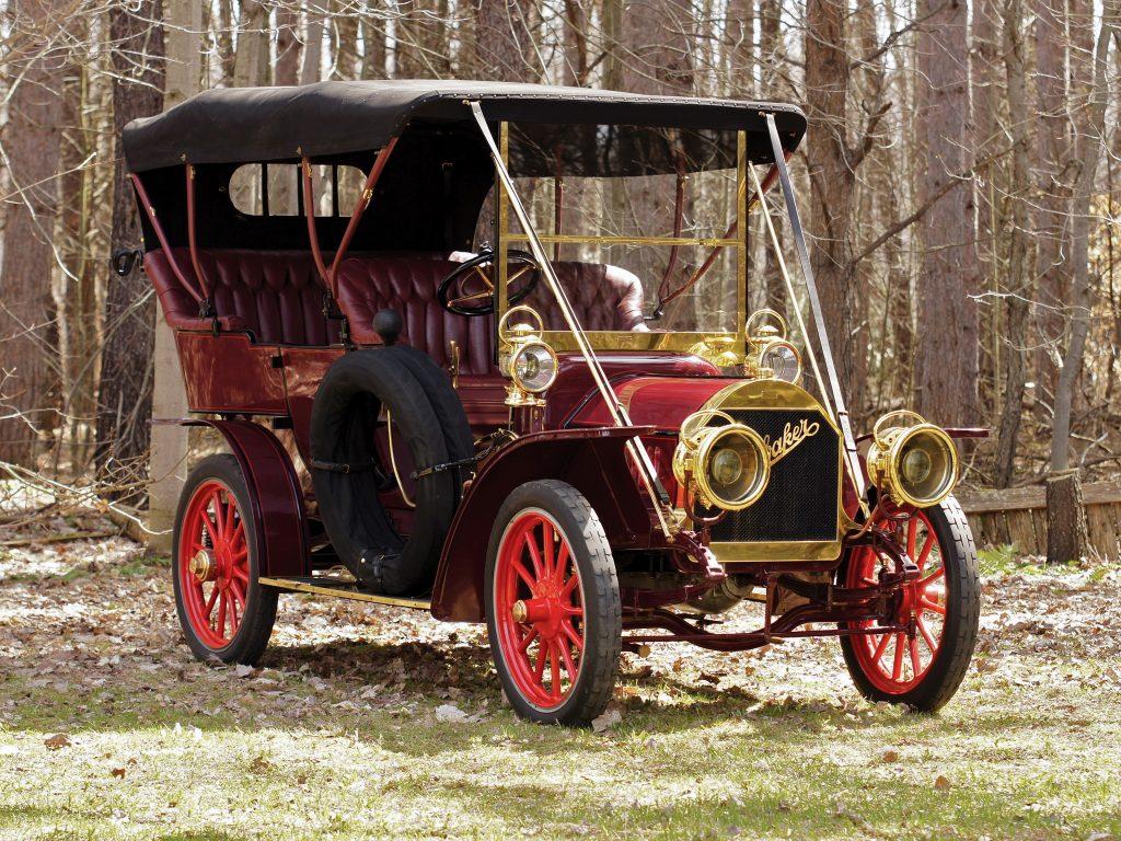Studebaker-Garford G-30 1906 года