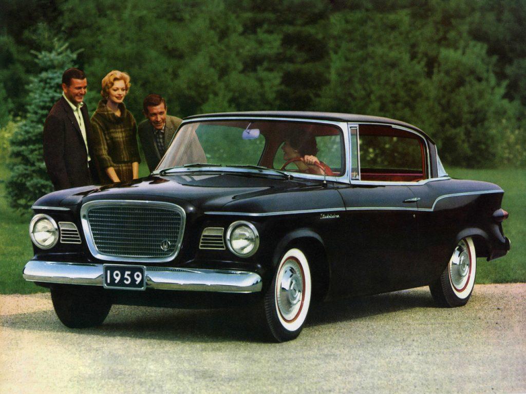 Studebaker Lark 1959 года