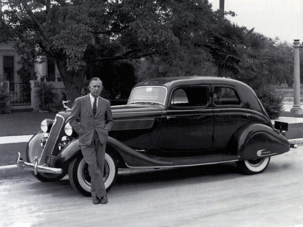 Studebaker President Land Cruiser 1935 года