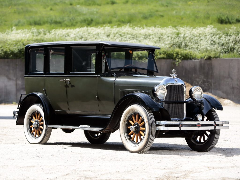 Studebaker Standard Six 1925 года