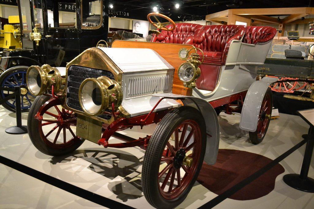 Studebaker VCC 1904 года
